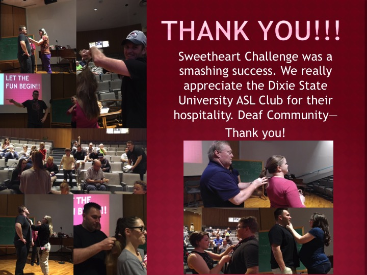 Sweetheart Challenge St. George: A Success!